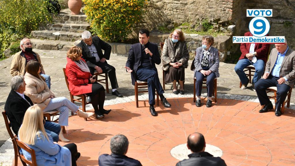Basha në Elbasan: Dilni masivisht më 25 prill, ndryshimi vjen me votë