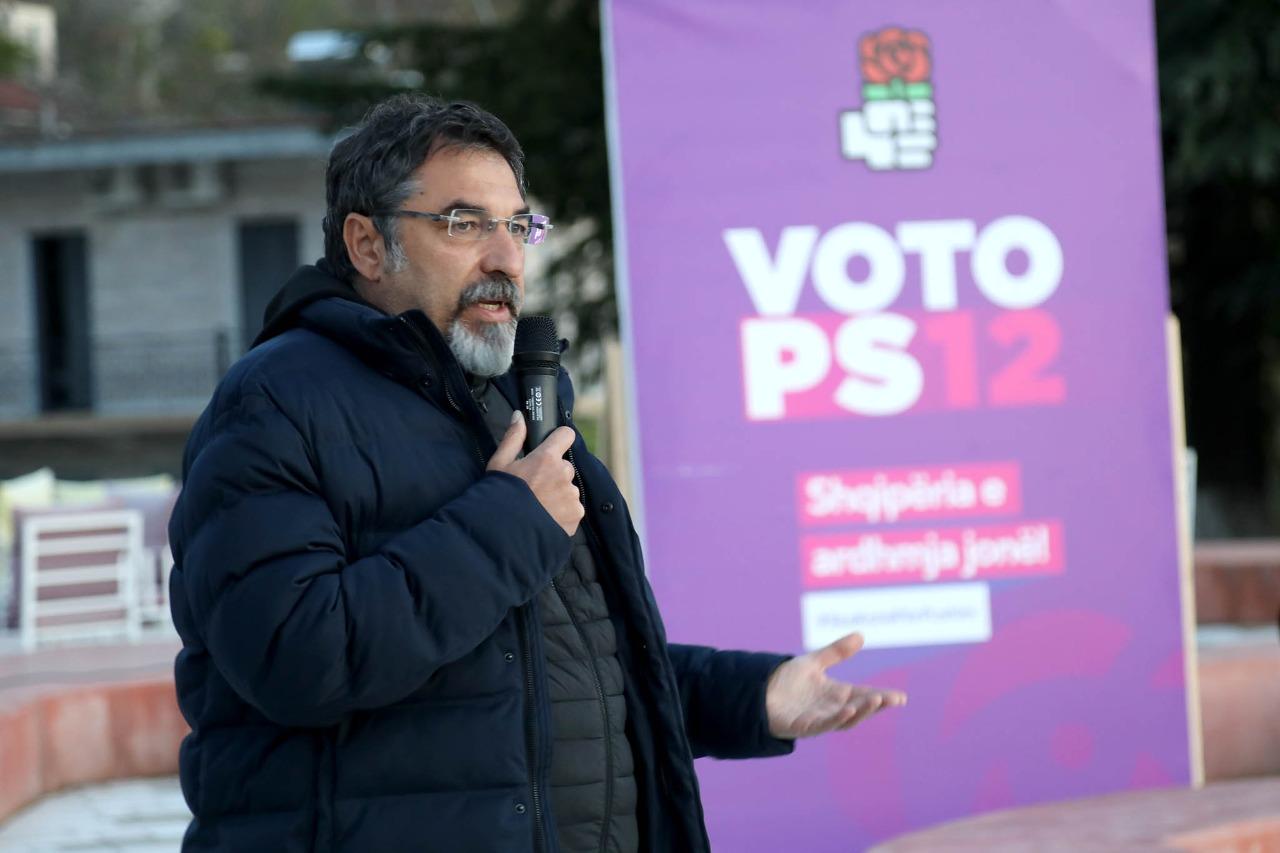 Çuçi: Do të sfidojmë numrat në Gjirokastër, PS merr 3 mandate deputetësh