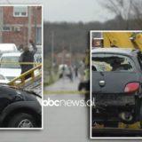 Pamje nga aksidenti me 3 të vdekur në Kosovë, dyshohet se 1 është nga Shqipëria