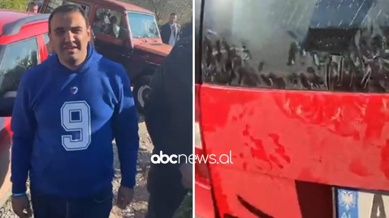 Këlliçi: Kapëm makinën me ushqime në Vaqarr, zyrtarët e PS u larguan menjëherë