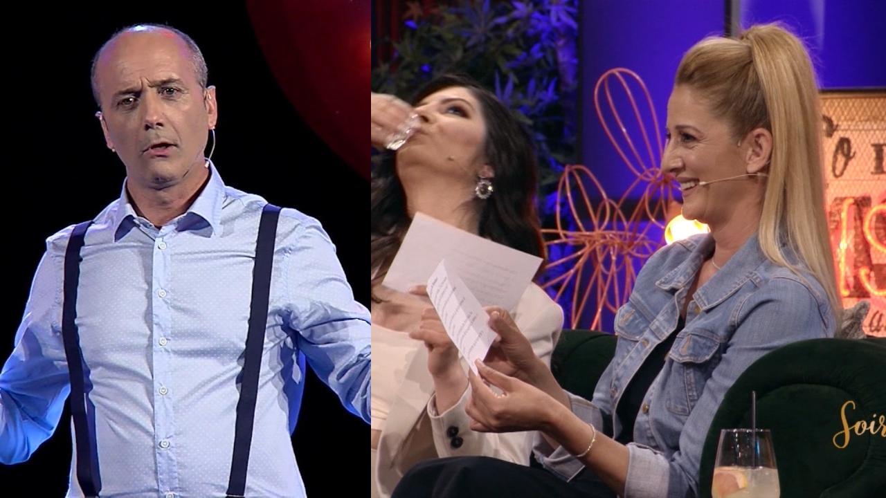 Kush është aktor më i mirë Erjona Kakeli apo Salsano Rrapo? Përgjigjet aktorja, reagon Bes Kallaku