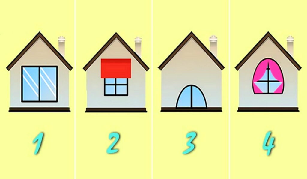 Test: Zgjidhni një shtëpi dhe mësoni gjithçka për personalitetin tuaj