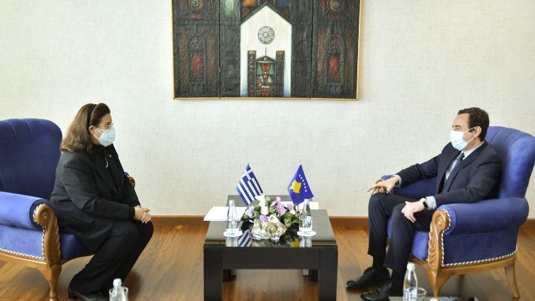 Kurti: Greqia t'i bashkohet vendeve që e kanë njohur Kosovën