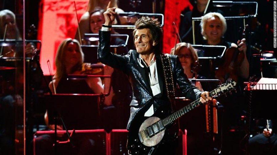 Legjenda e Rolling Stones, Ronnie Wood shërohet nga kanceri për herë të dytë