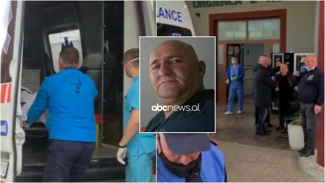 """""""O e zeza…"""", mbërrijnë tek Trauma dy policët e plagosur dhe autori i sherrit në Mamurras"""