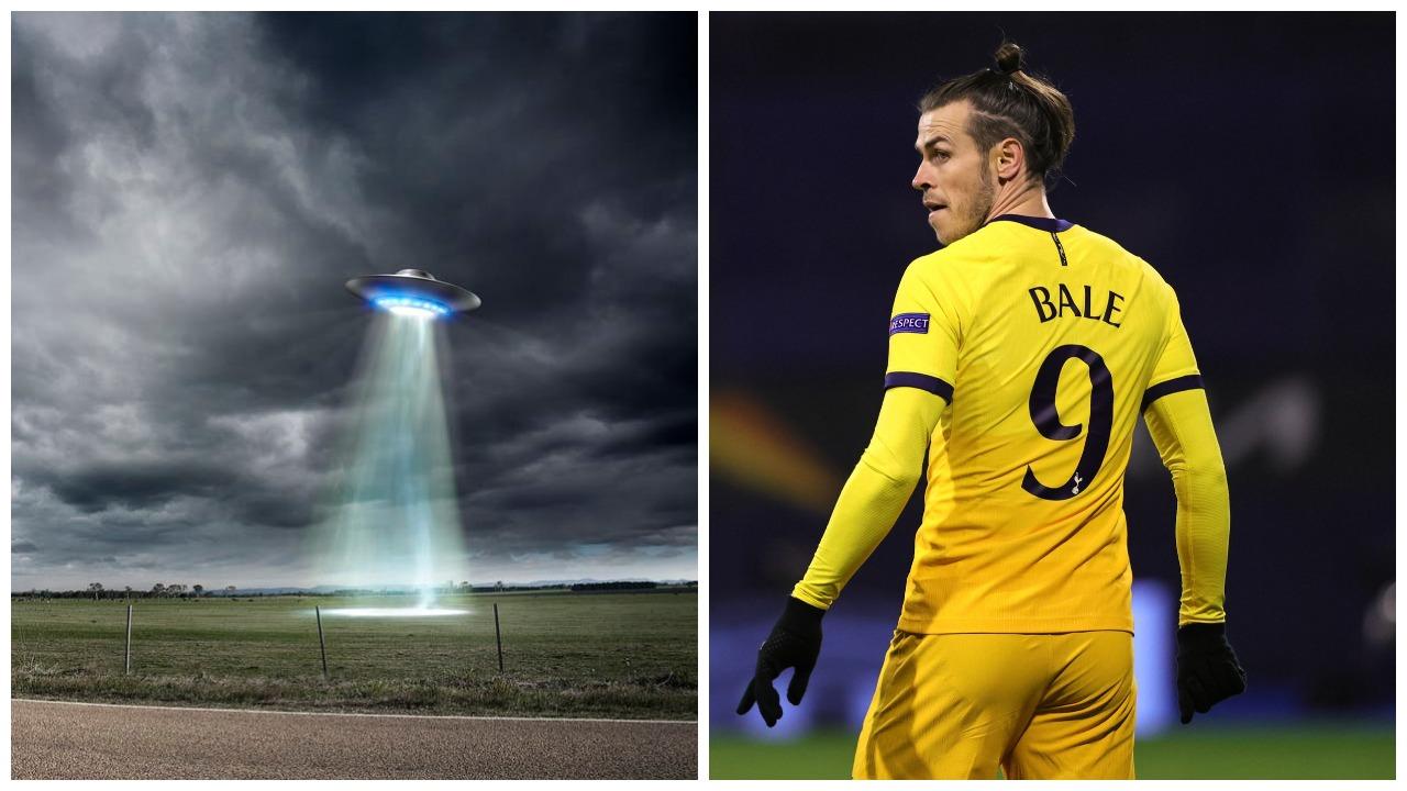 """""""Jam i sigurt, kam parë vetë"""", Gareth Bale thotë se alienët ekzistojnë"""