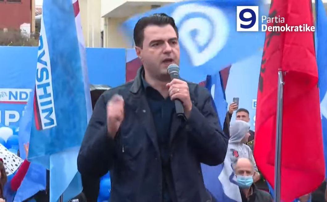 Basha: Të dielën sjellim fitoren më të madhe në historinë e Shqipërisë