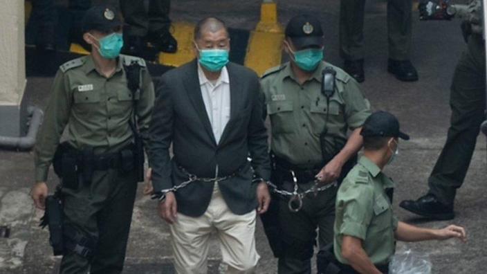 Protestat pro demokracisë, dënohet me një 1 vit burg manjati i mediave në Hong Kong