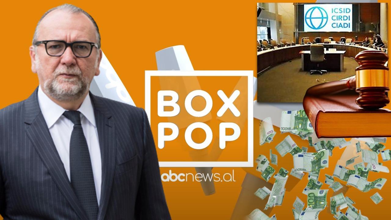 BOX POP/ 110 milionë euro gjobë për Bechett-in. A janë qytetarët të gatshëm të japin secili nga 5 mijë lekë?