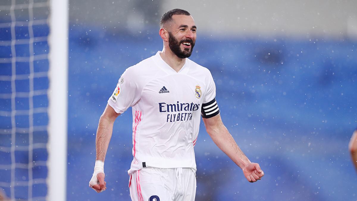 VIDEO/ Çfarë klasi! Supergoli i Benzema hap El Clasicon