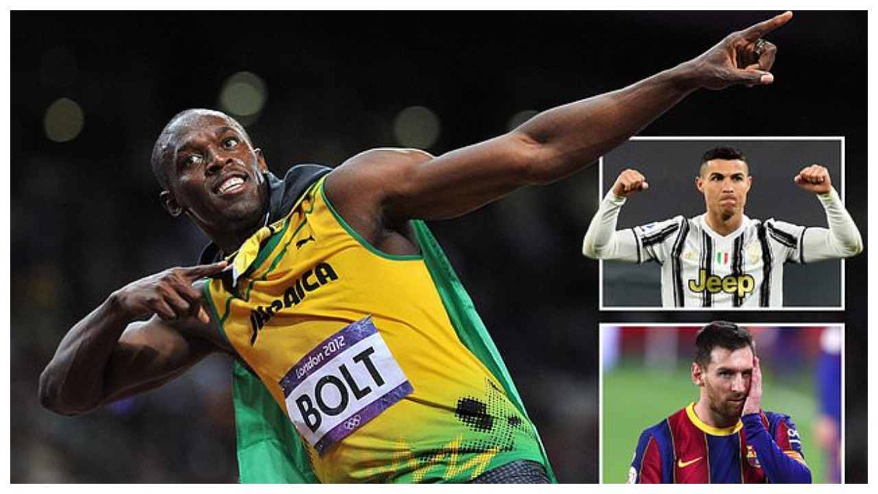 Ronaldo apo Messi? Usain Bolt nuk ka dilema për zgjedhjen e tij