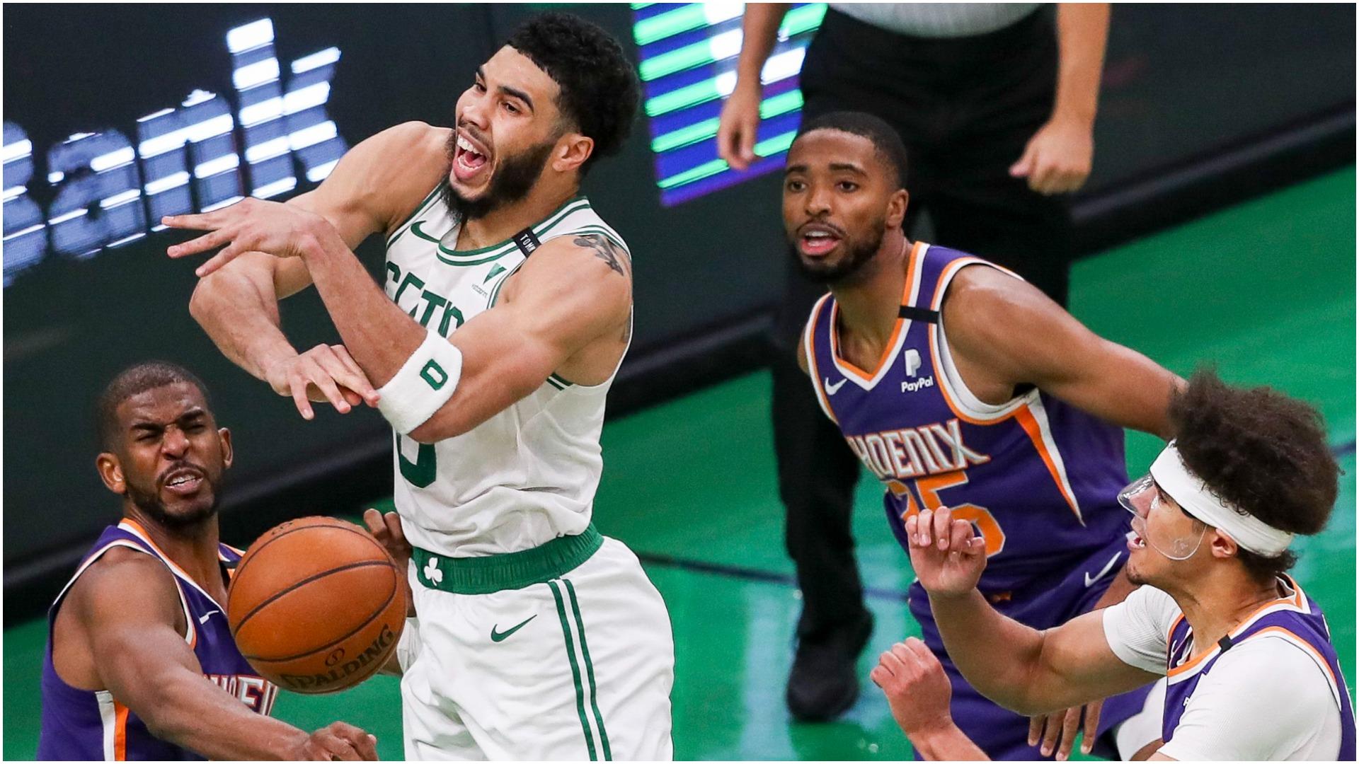 Brooklyn Nets merr kreun në Lindje, shkëlqimi i Tatum nuk mjafton për Boston
