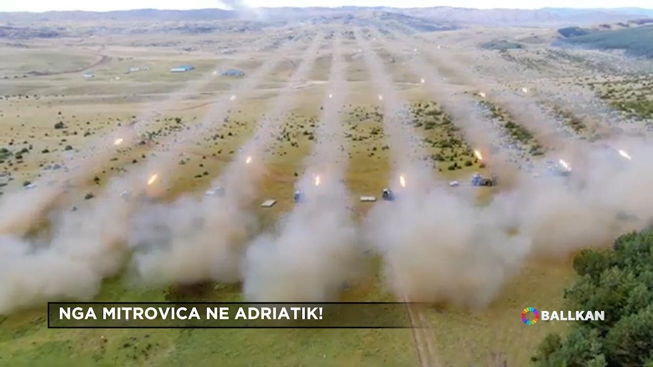 """""""Ballkan""""- Dossier/ Nga Mitrovica në Adriatik"""