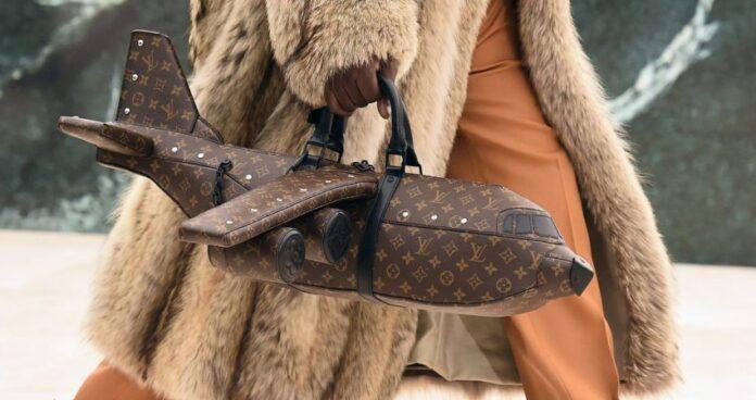 Del në shitje çanta si aeroplan, Louis Vuitton tregon çmimin marramendës