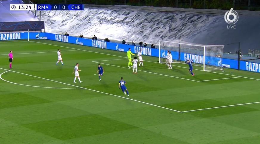 VIDEO/ Spektakël i Christian Pulisic, Chelsea shënon ndaj Real Madrid