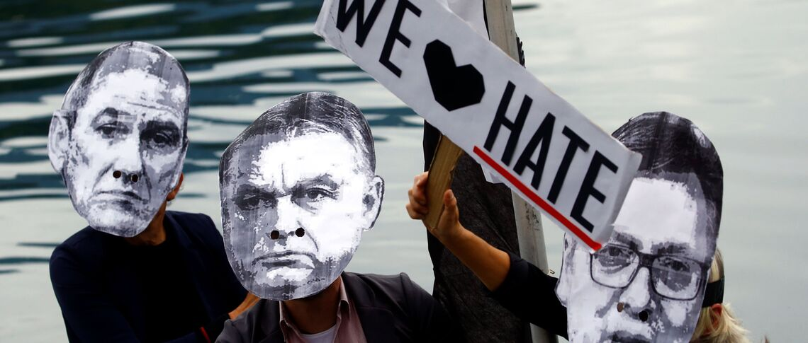 Demonët e etno-nacionalizmit në Ballkan