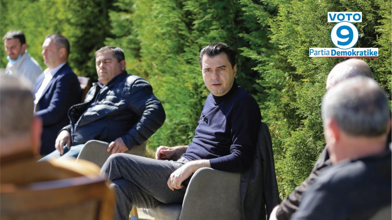 Basha në Shkodër: Ne kemi plan të qartë, Rama do ta kthejë Shqipërinë si Bangladeshi
