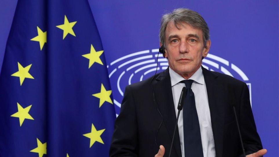 """""""Hakmerret"""" Rusia, shpall """"non grata"""" presidentin e PE-së e 6 zyrtarë të tjerë të BE-së"""