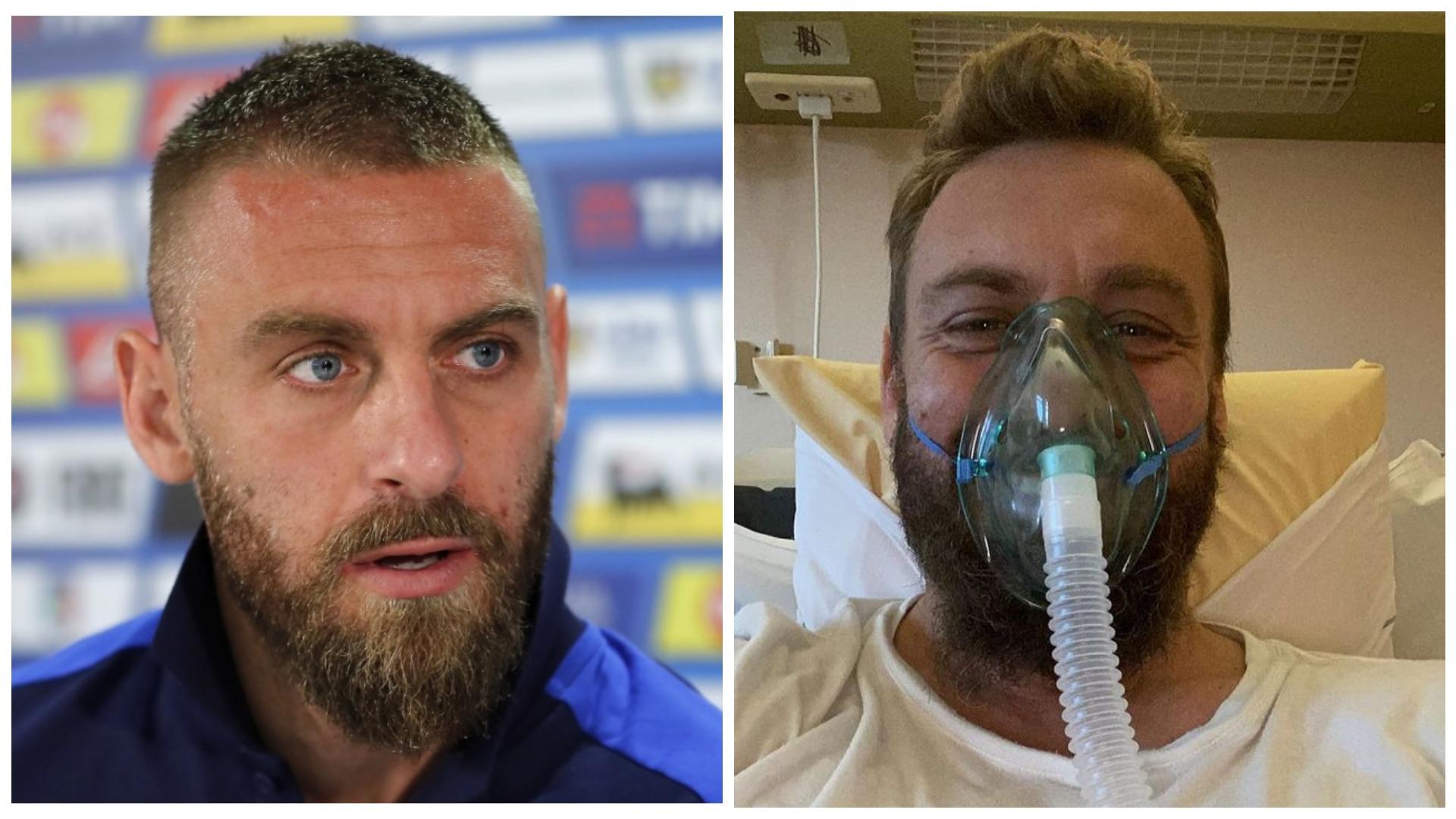 U shtrua në spital prej Covid-19, De Rossi: Rrezik i madh nëse nuk vija në kohë