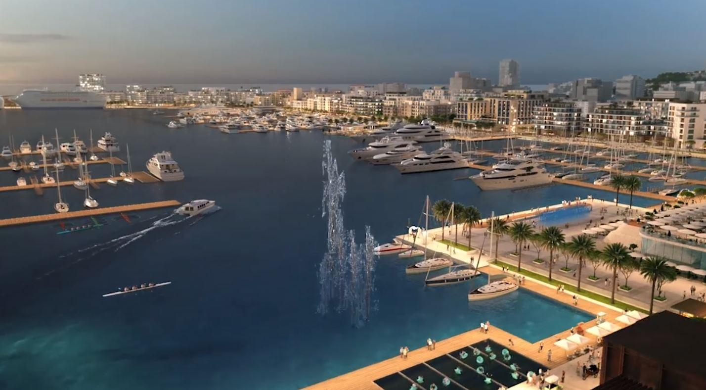 Pas prezantimit, Rama publikon pamjet 3D të portit të Durrësit