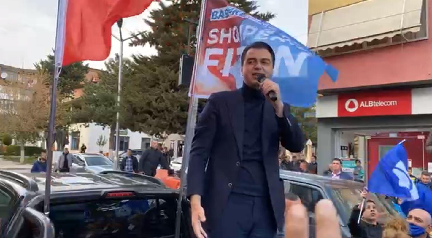Basha në Përrenjas: Garantojmë statusin e minatorit, të djathtë dhe të majtë votoni ndryshimin