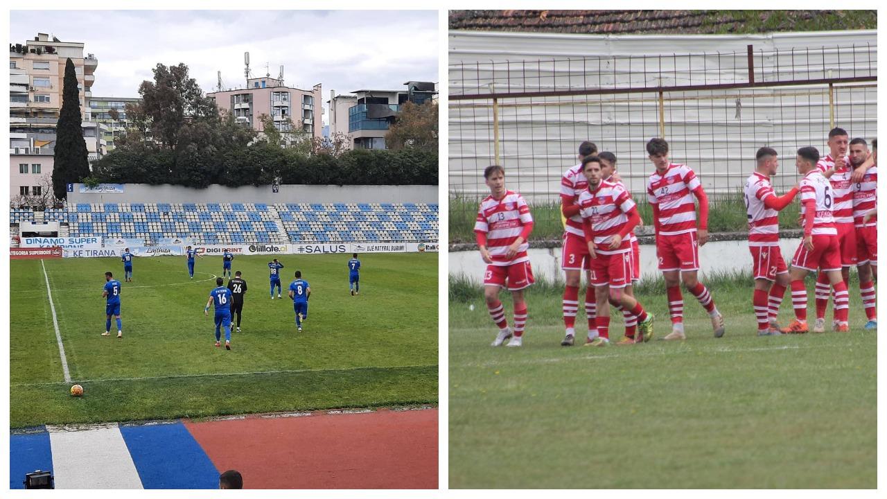 VIDEO/ Dinamo triumfon në fund, Burreli ndihet i vjedhur! Korabi bën detyrën