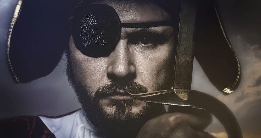 A e dini arsyen pse piratët mbulonin njërin sy