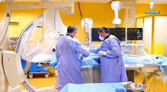 """Trajtim i suksesshëm i defektit të lindur """"Vrimë në zemër"""" me teknika mininvazive në Spitalin Hygeia"""