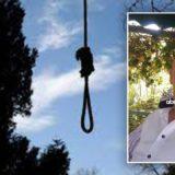 FOTO/ Ky është 48-vjeçari që u gjet i varur në pemë, pak metra larg trupit të djegur të gruas