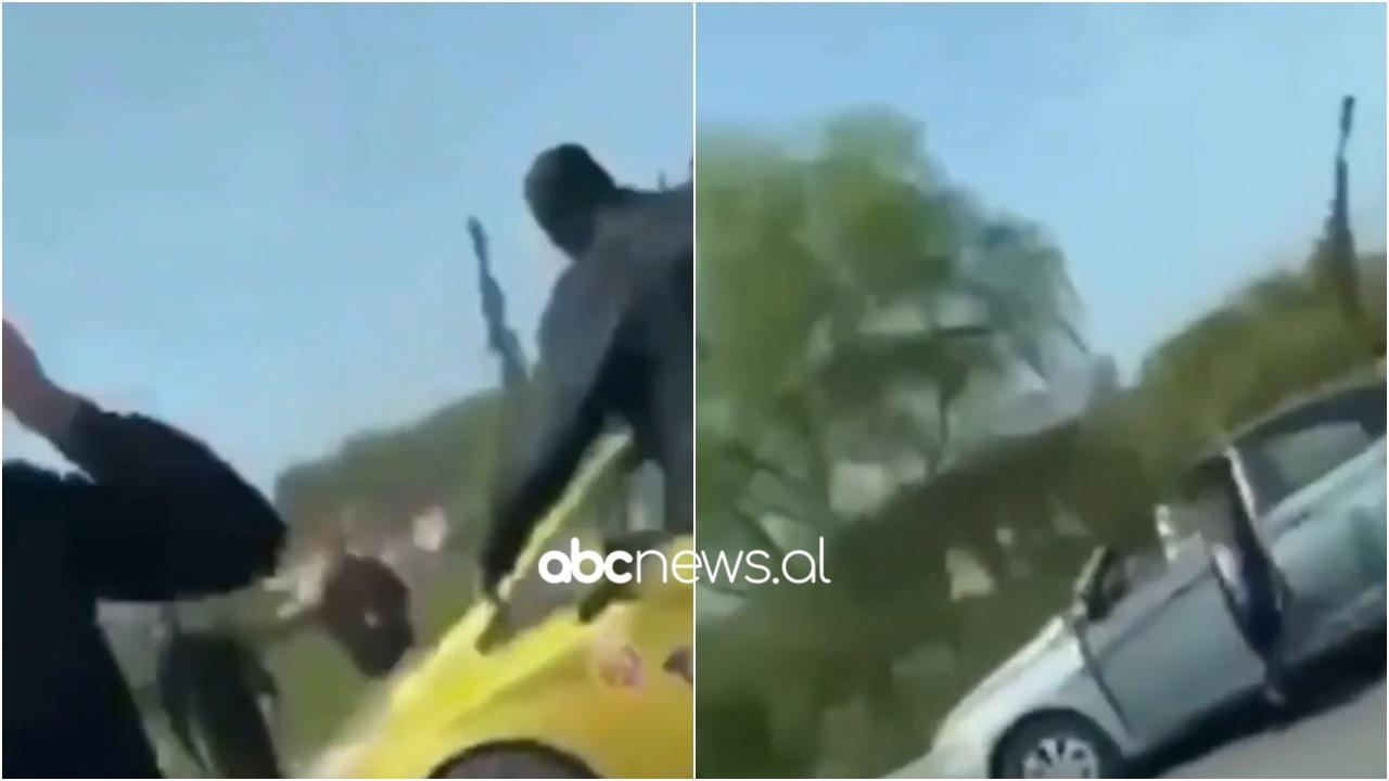 """""""Ndal, policia""""! Gjoba dhe drogë, momenti kur agjentët i """"mbërthejnë"""" në autostradë"""