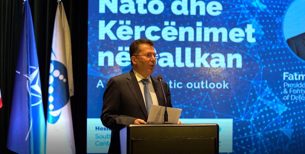 """""""NATO dhe Kërcënimet në Ballkan,"""" Mediu: Stabiliteti i Shqipërisë lidhet me standardet demokratike"""