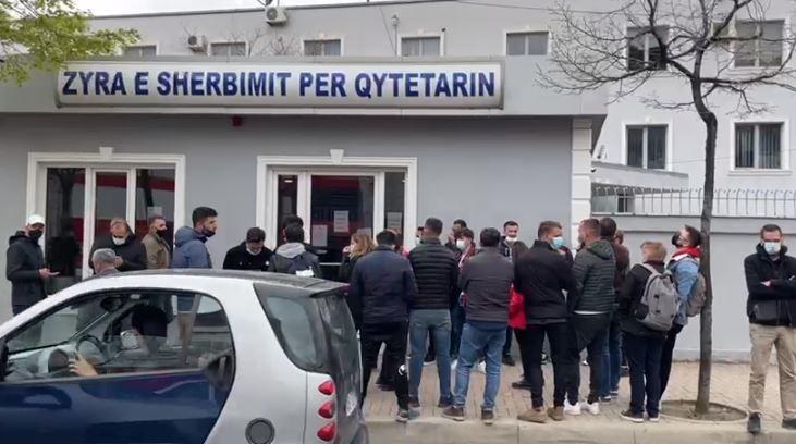 Protesta e dy fshatrave të Mirditës, policia: U shoqëruan 33 persona