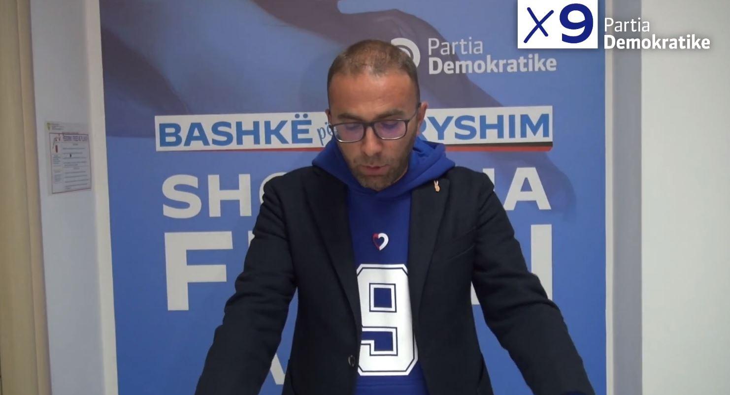 Gazment Bardhi shpjegon ngjarjen në Elbasan: Arbër Paplekaj nuk është shoqëruesi im, as vrasës