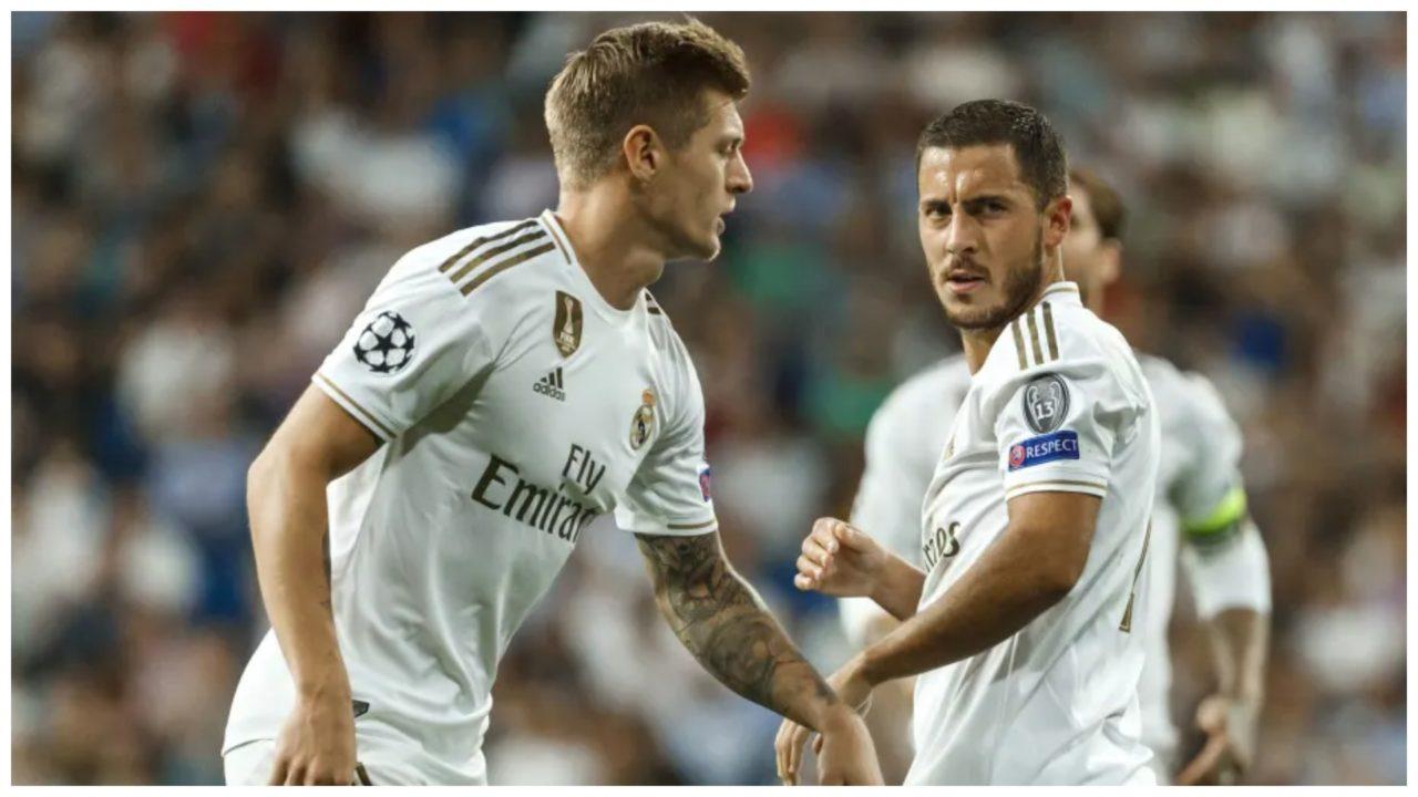 Kishte kontakte me një të infektuar me COVID, izolohet ylli i Real Madrid