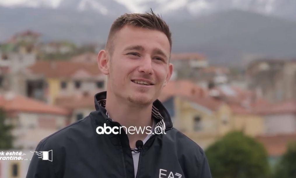 Si lindi pasioni për sportin, Herdis Alliu flet për rrugëtimin në fushën e blertë