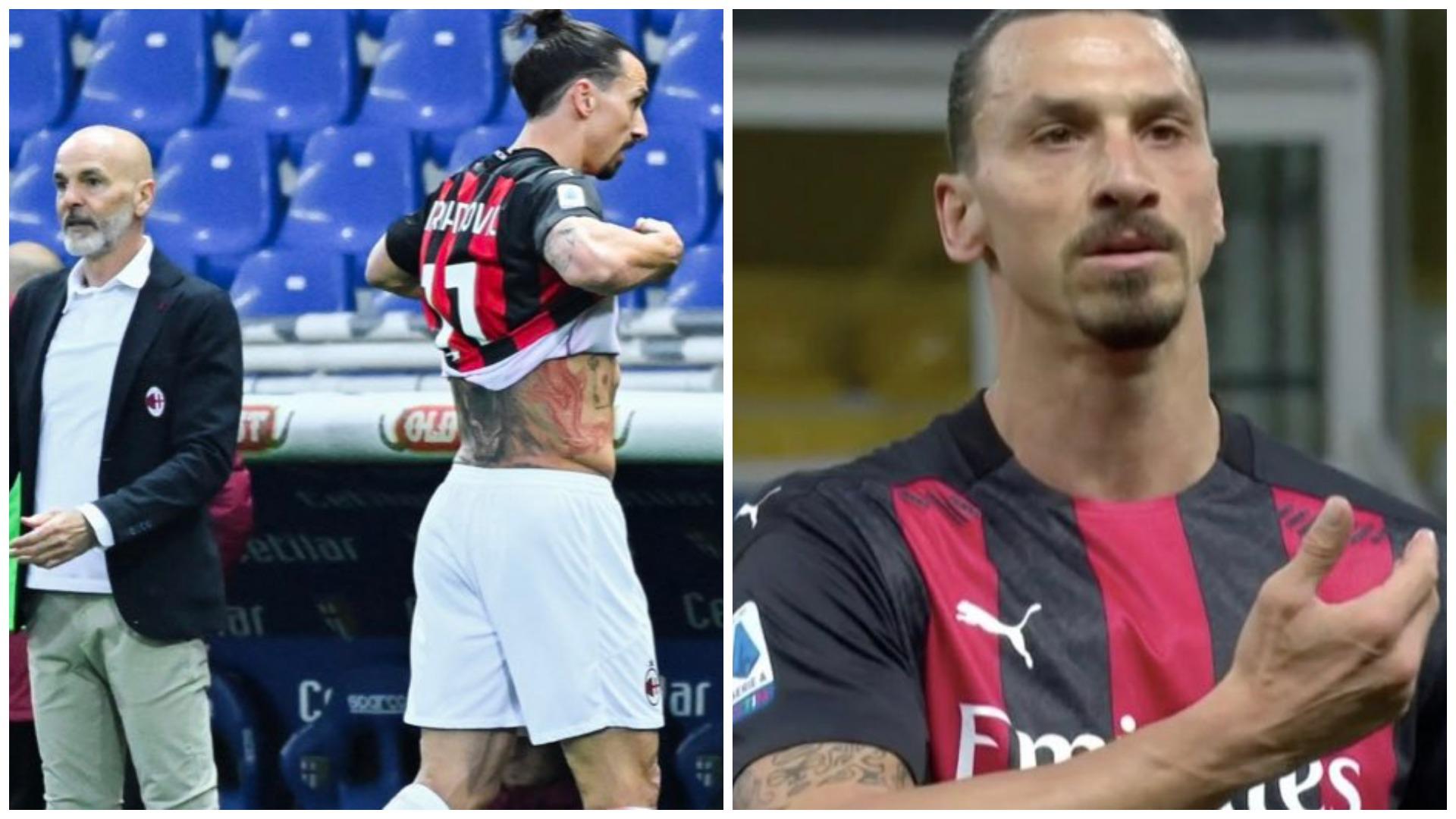Kartoni i kuq i Ibrahimovic, avokati i Milanit: Si mund të kthehet direkt