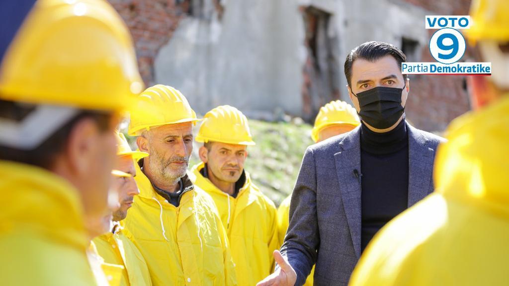 Basha takon minatorët në Bulqizë: Brenda 6 muajve në qeveri miratojmë statusin