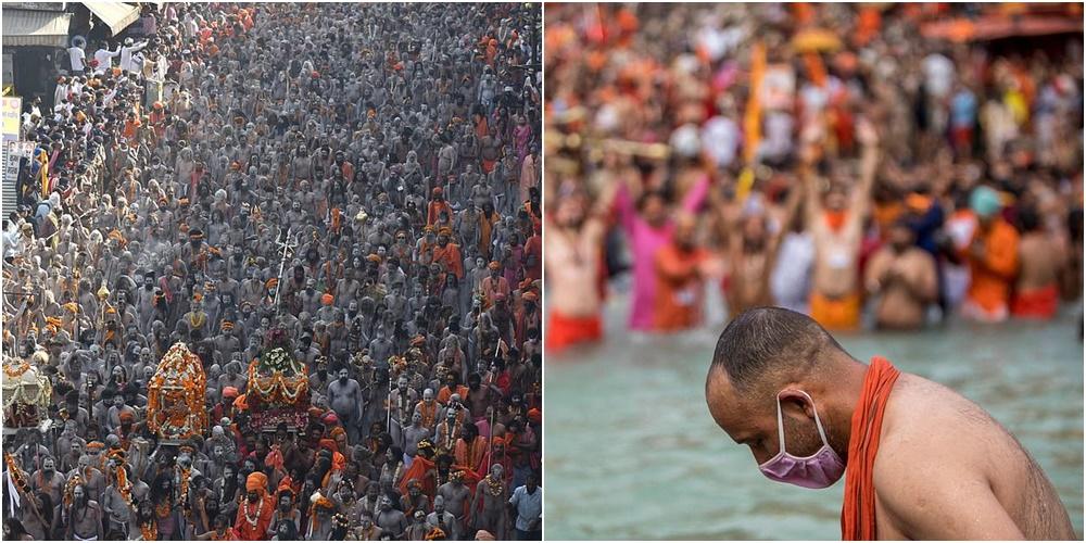 Festivali më i madh fetar në Indi, mbi 1,000 pelegrinë infektohen me Covid-19