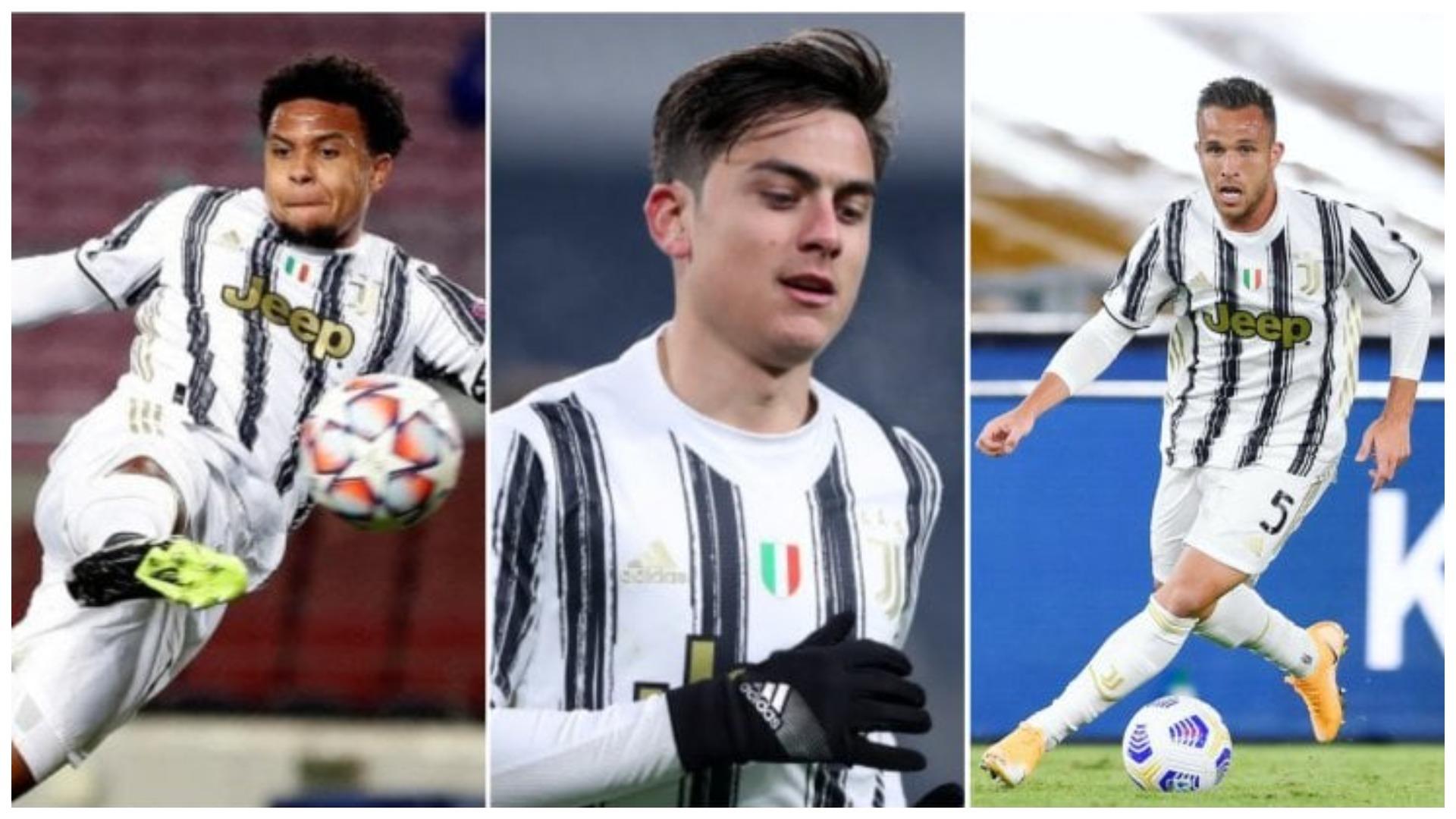 """Dënimi në derbi mjafton, Andrea Pirlo fal tre """"rebelët"""" e Juventusit"""