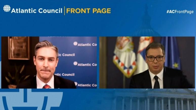 Vuçiç: Shqiptarët duhet të bien dakord për një kompromis të caktuar