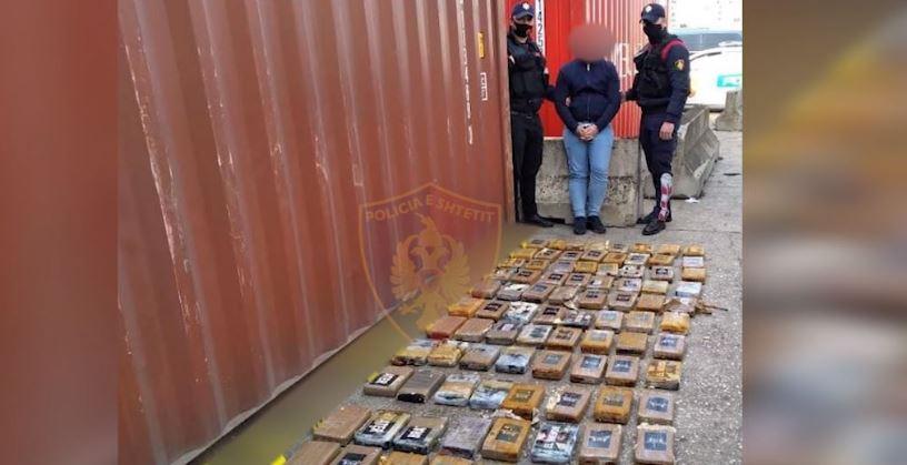 """""""Po vjen kokainë"""", nga u nis dhe si erdhi në Durrës, itinerari i konteinerit, e porositën 3 grupe"""