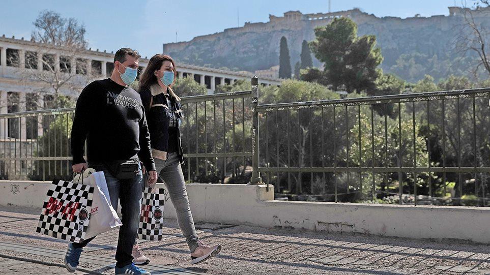 Shifra të larta të infektuarish me Covid në Greqi, humbin jetën 79 persona