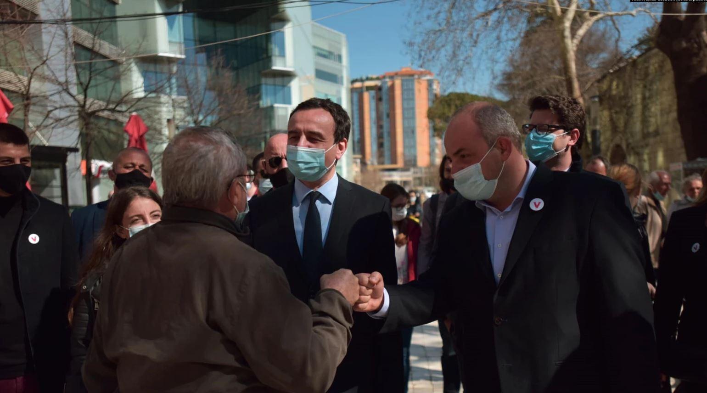 """Zgjedhjet e 25 Prillit, """"REL"""": Albin Kurti, problemet në Kosovë dhe fushatën në Shqipëri"""