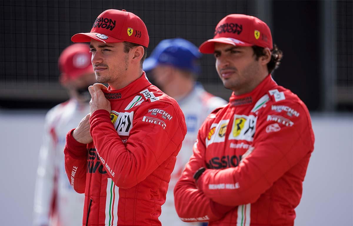 """""""Sainz është si një inxhinier, Ferrari mund të mburret për pilotët e saj"""""""