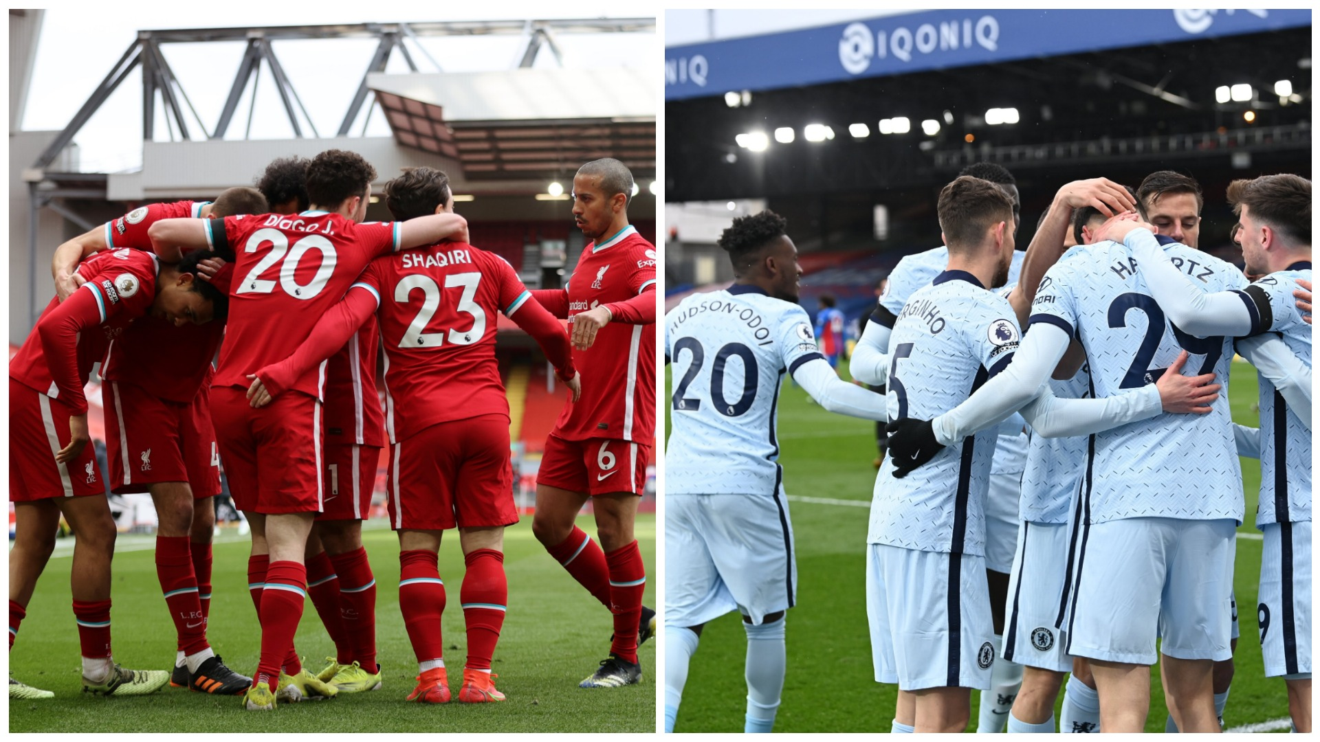 VIDEO/ Garë e ethshme për një vend në Champions, fitojnë Chelsea e Liverpool
