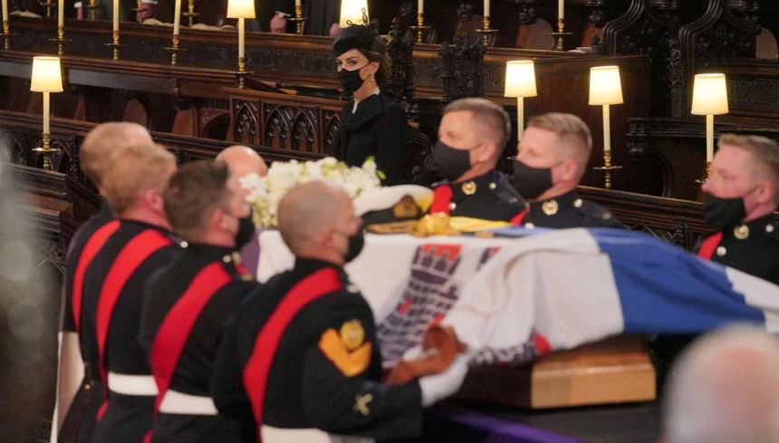 """Prestigjozia britanike hyjnizon Kate: """"Shkëmbi"""" i ri i familjes mbretërore pas vdekjes së Princit Philip"""