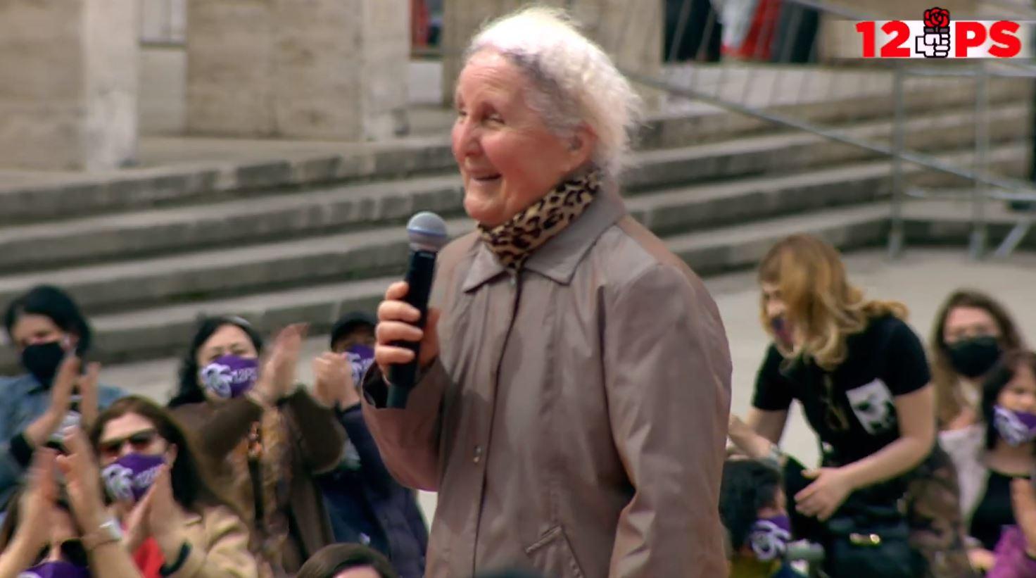 Luljeta Bozo: Ne motra dhe shoqe jemi gjysma e shoqërisë, ju ftoj të gjithave të votojmë për PS