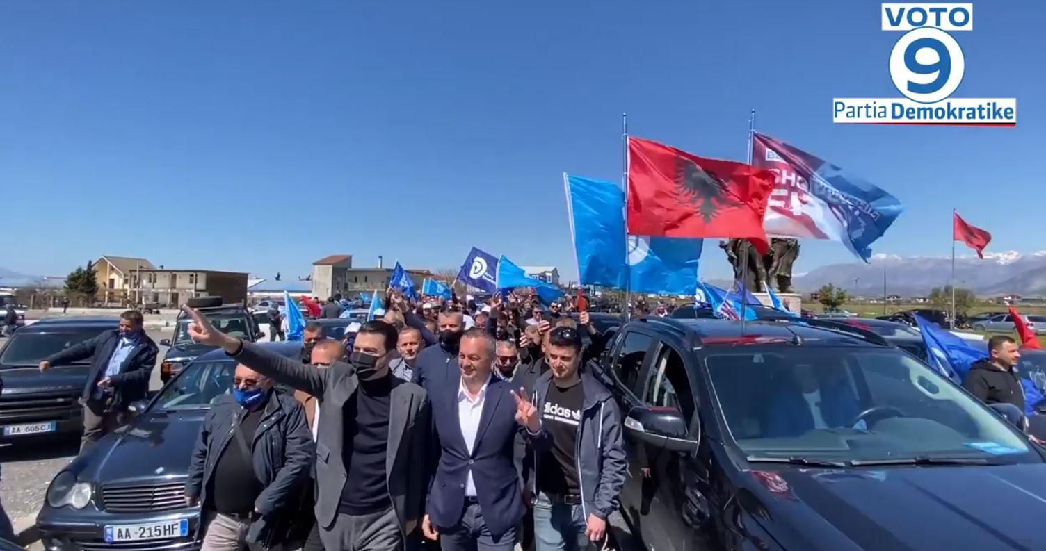 Basha: Askush nuk të pengojë ndryshimin që po ndihet në të gjithë Shqipërinë