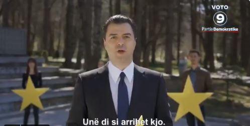 Lulzim Basha: Do të anëtarësojmë Shqipërinë në BE, unë e di si arrihet kjo
