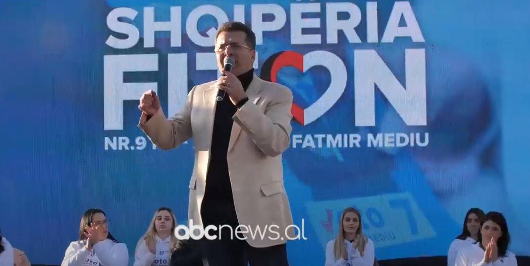 Fatmir Mediu: Shqiptarët nuk mund të pranojnë që Vuçiç dhe Zaev të vendosin për fatin e Shqipërisë